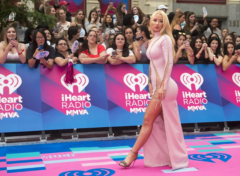 The iHeartRadio MMVAs 2017 in Toronto