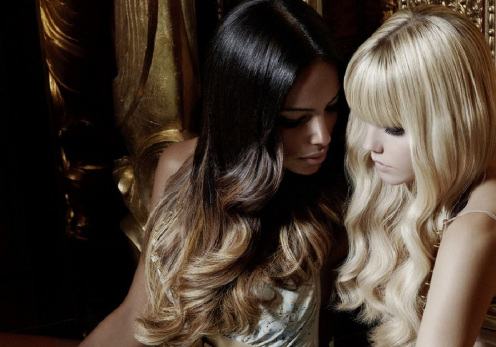 Benefits Of Using Human Hair Extensions Today Dresses