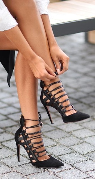 perfect heel shoes