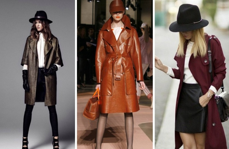What To Wear With Leather Coat?