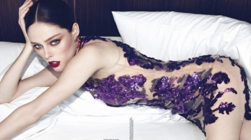 Coco Rocha, supermodel launches its first line of clothes