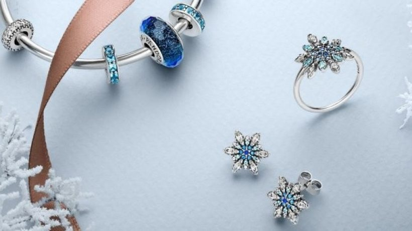 Pandora, the magic of the festive new collection