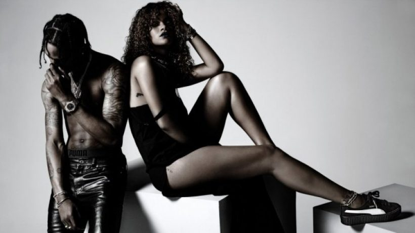Rihanna and Puma will present the new collection at New York Fashion Week