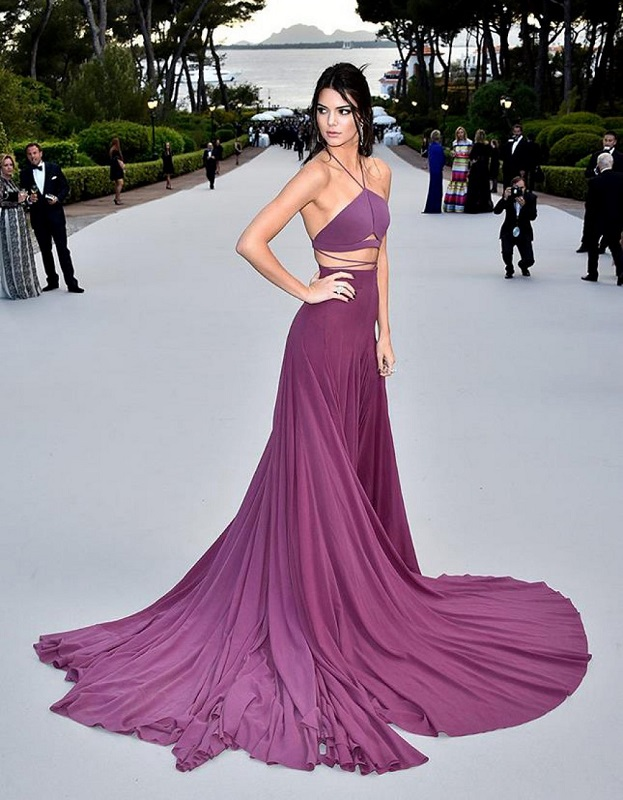 Most beautiful red carpet celebrity