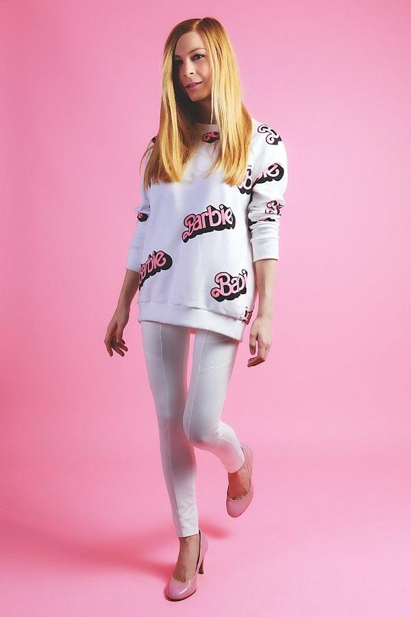 Sweatshirt Barbie