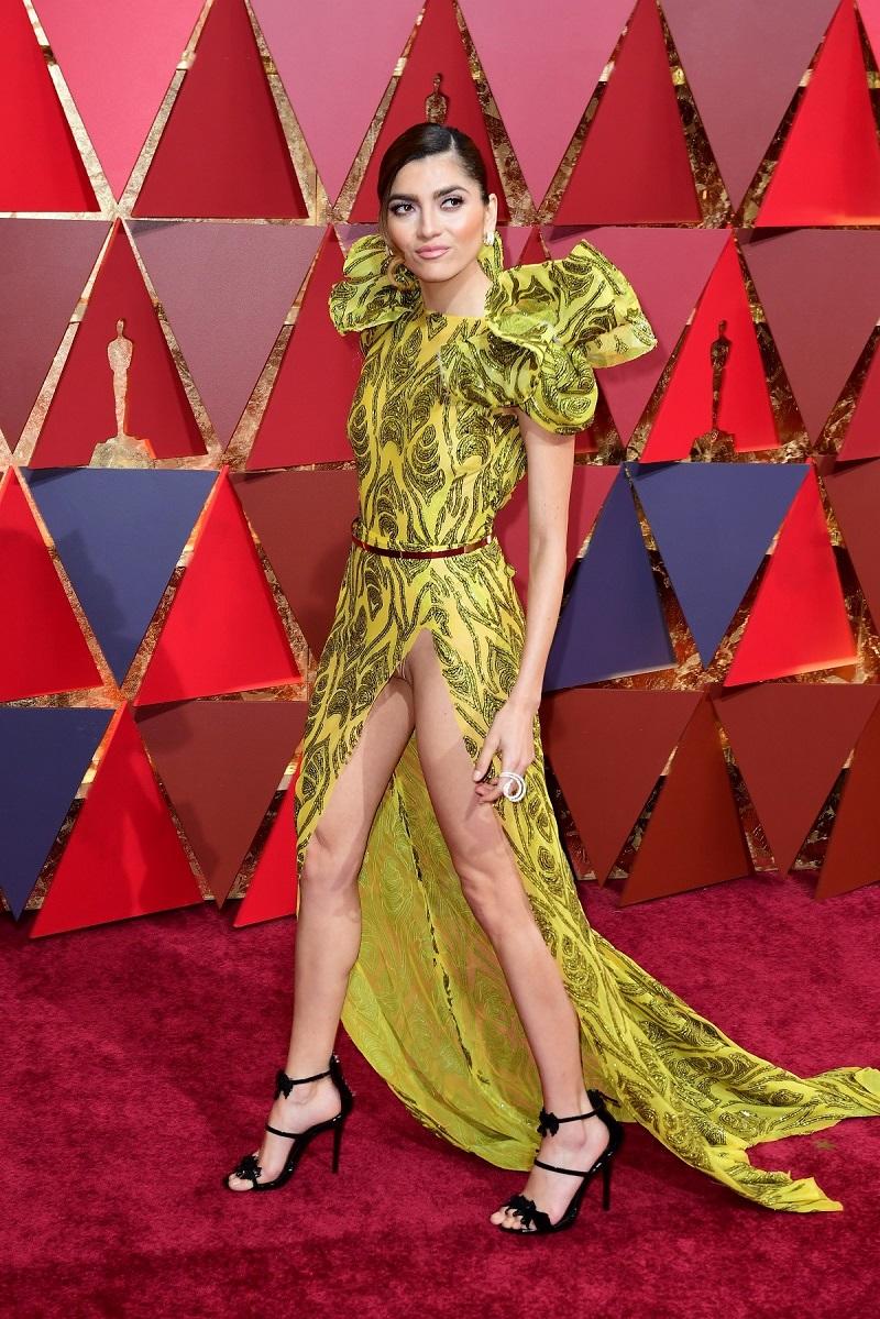 Golds and precious dresses