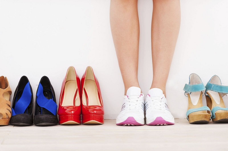 Ideas for choosing comfortable and suitable footwear