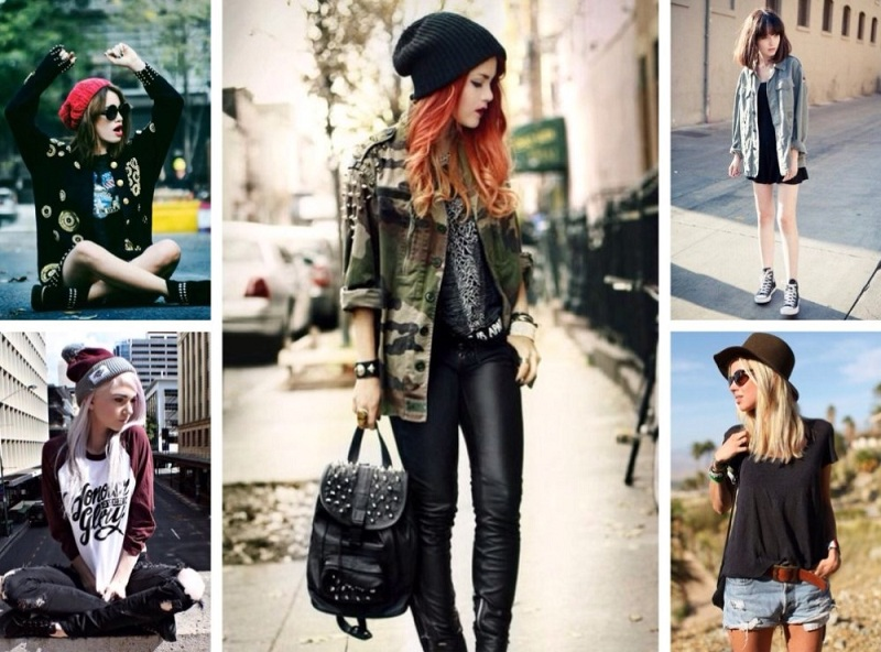 Grunge Style In Clothing For Women- Trends In 2019