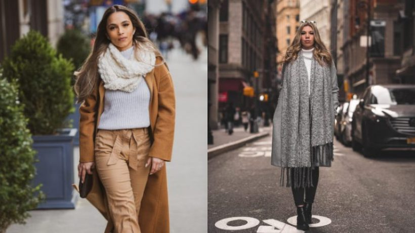 How to choose winter clothing for women