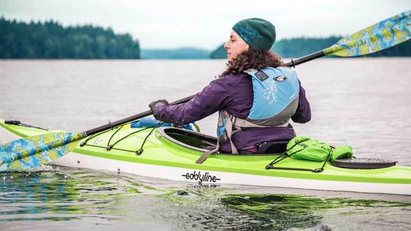 What to wear kayaking? Tips for choosing the perfects