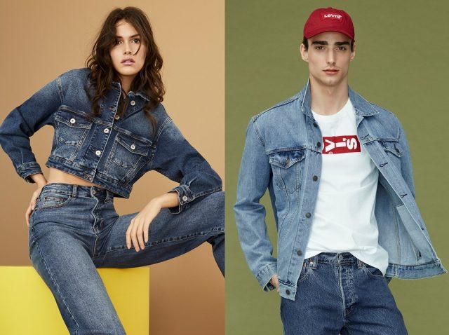 How to combine denim jacket