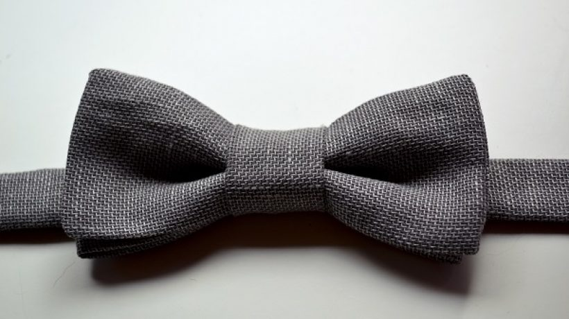 How to make a bow tie yourself