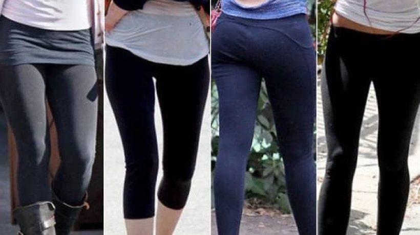 How to wear leggings as pants?