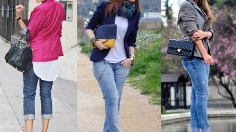 What to wear with blue shoes ladies?
